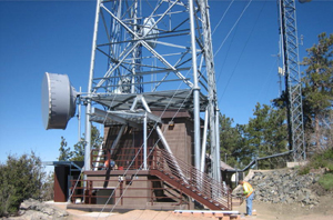 Towers Mountain Industrial Communication